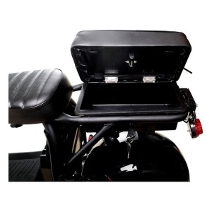 MotoTec Knockout 2000w storage compartment