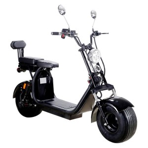MotoTec Knockout 2000w Electric Scooter