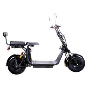 2000w MotoTec Knockout Fat Tire Electric Scooter