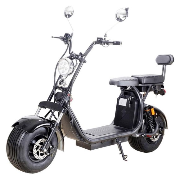 MotoTec Knockout 60v 2000w Lithium Electric Scooter
