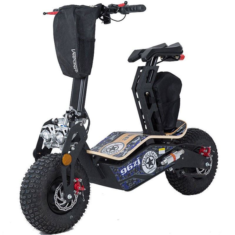 MotoTec MAD 1600w Electric Scooter