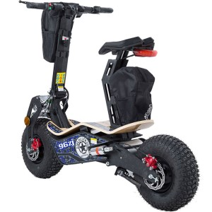 MotoTec MAD Fat Tire Electric Scooter