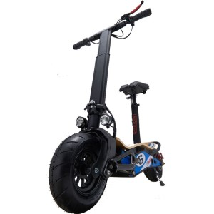 Lithium Powered Commuter Electric Scooter: The MotoTec MiniMAD