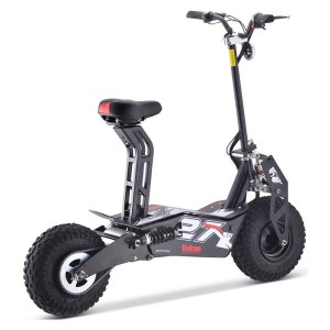 MotoTec Vulcan 48v 1600w Electric Scooter side view