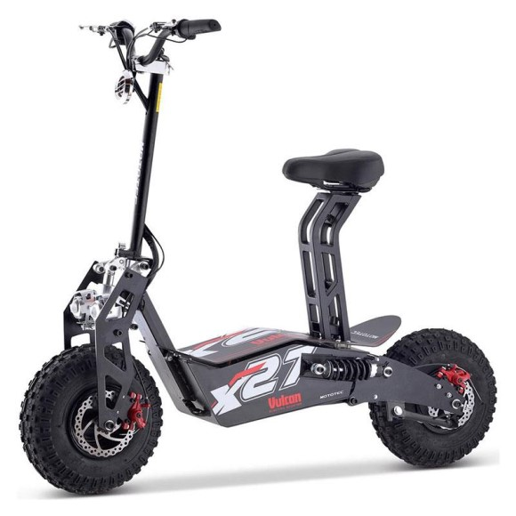 MotoTec Vulcan 48v 1600w Electric Scooter