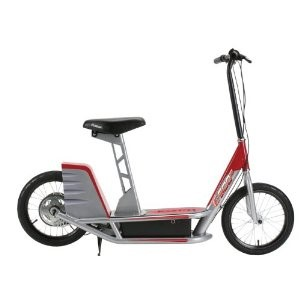 Razor E500 Seated Electric Scooter Razor Electric Scooters