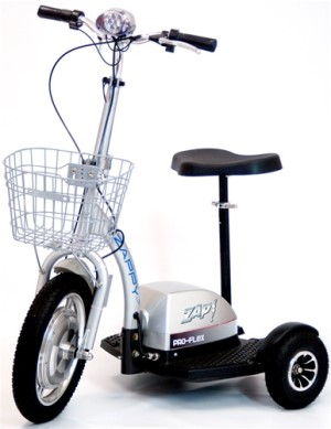 Zappy3 Pro Flex Electric Scooter
