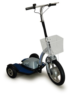 Zappy 3 EZ Three Wheeled Electric Scooter