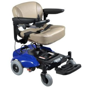 Drive Medical Geo Travel Power Wheelchair