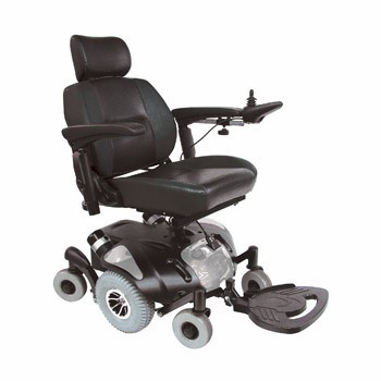 Drive Medical Image Indoor Power Wheelchair