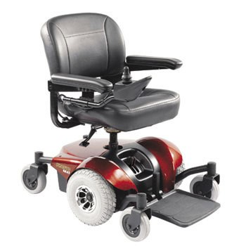 Invacare Pronto M41 Indoor Power Wheelchair