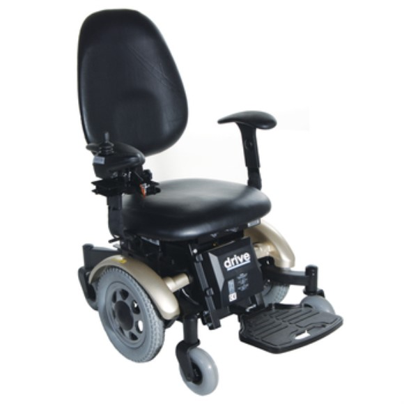 Drive Medical Denali Indoor/Outdoor Power Wheelchair