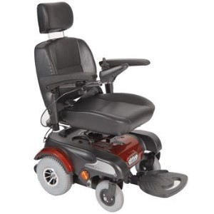 Drive Medical Sunfire Plus Indoor Power Wheelchair