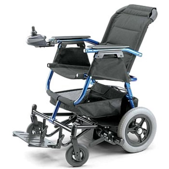 Invacare At'm Take Along Travel Power Wheelchair
