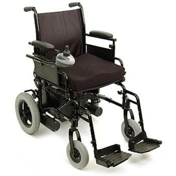 Invacare P9000 XDT Folding Power Wheelchair