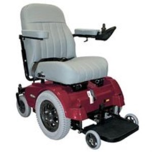 Pacesaver BOSS 4.5 Heavy Duty Power Wheelchair