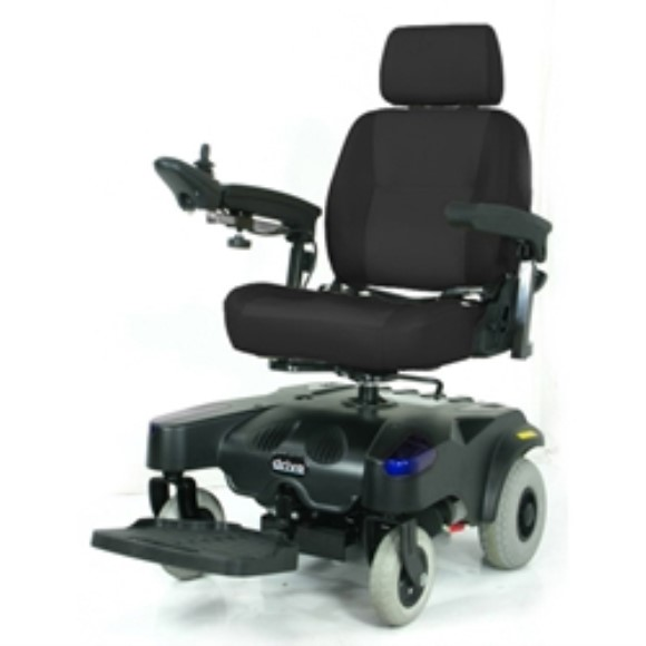 Drive Sunfire Plus EC Power Wheelchair