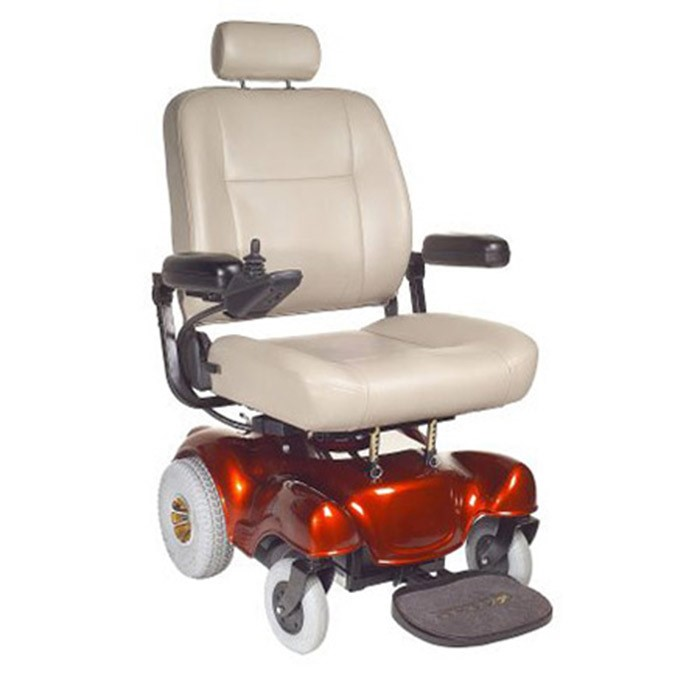 Golden Technologies Alante 2 HD Heavy Duty Power Wheelchair