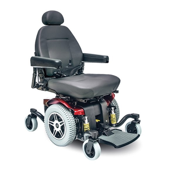 Pride Jazzy 614HD Bariatric Power Chair