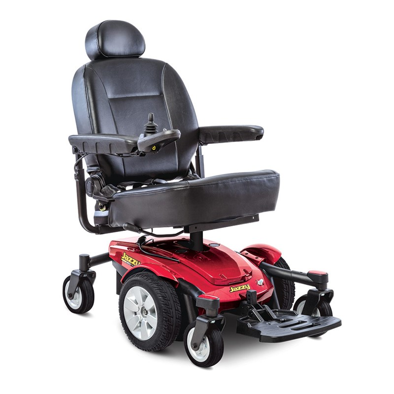Pride Jazzy Select GT Mid-Wheel Drive Powerchair