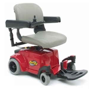 Pride Jazzy Select Traveller Power Chair