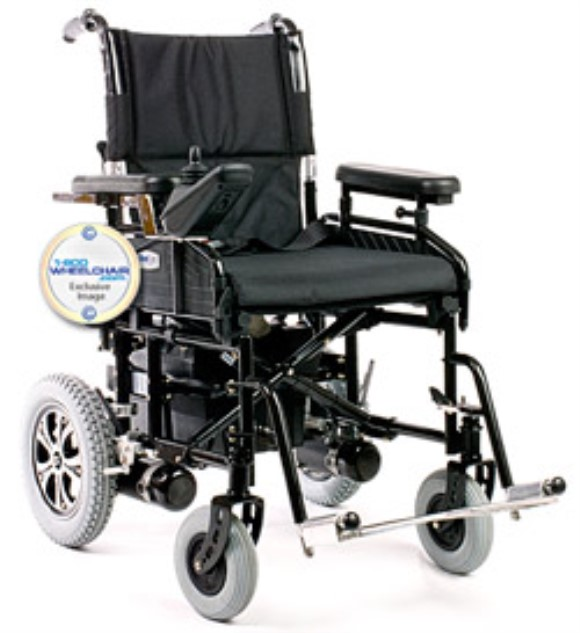 ActiveCare Wildcat Foldable Electric Wheelchair