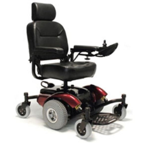 ActiveCare Intrepid Electric Wheelchair