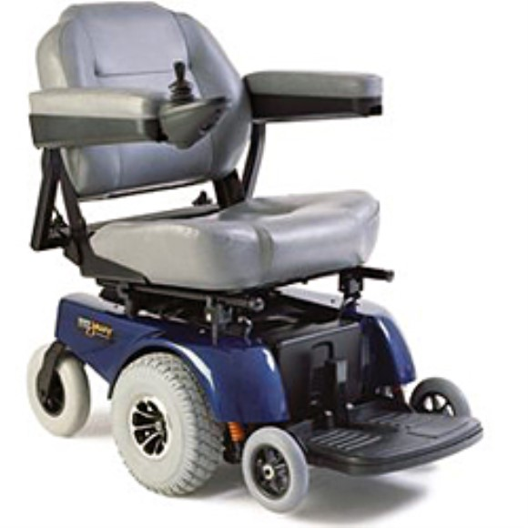 Pride Jazzy 1113 ATS Power Chair