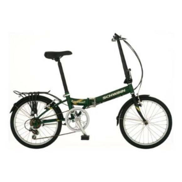 Schwinn Runabout Folding Bike - 20