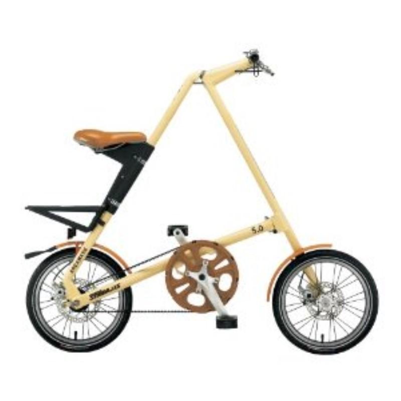 b0dcda4851e Areaware STRiDA 5.0 Folding Bicycle - Strida Folding Bikes -  UrbanScooters.com
