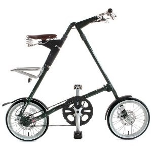 Areaware STRiDA 5.0 B-Type Special Edition Folding Bicycle