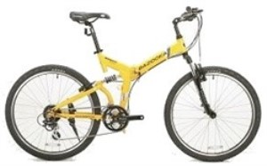 Bazooka Navigator 24-Speed Folding Bicycle