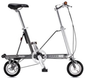 Pacific Cycles CarryMe Dual Speed Folding Bicycle