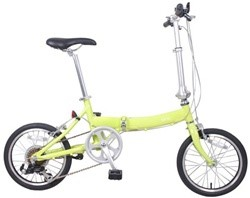Biria Mini City 8-Speed Folding Bike