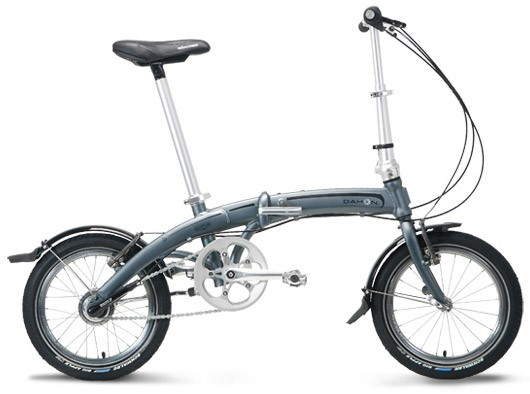 Dahon Curve SL - Super Light Folding Bike