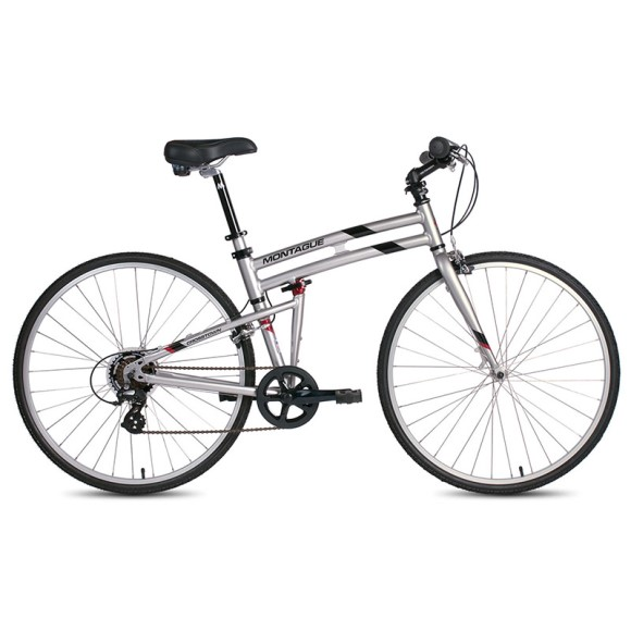 Montague Crosstown 7-Speed Urban Folding Bicycle