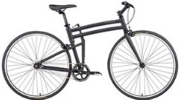 "Montague Boston Pavement Bike 19"" Matte Black"