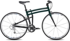 Montague Fit  27-Speed Urban Folding Bicycle