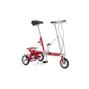 Pacific Cycles CarryAll Single Speed Adult Folding Tricycle