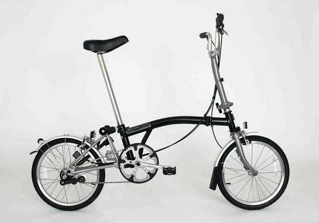 Brompton M3L Folding Bicycle