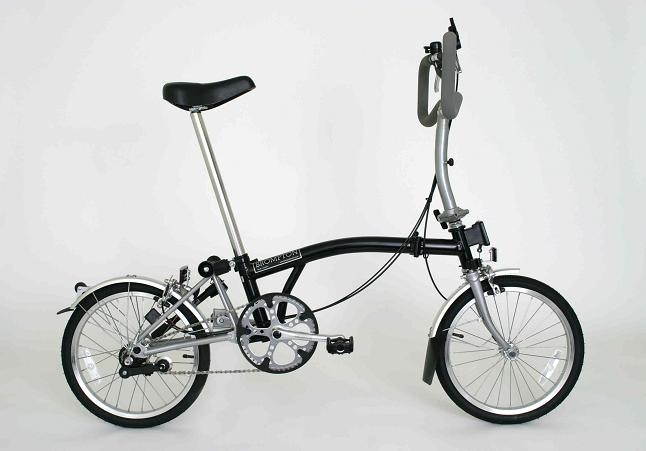 Brompton Folding Bicycle - P3L