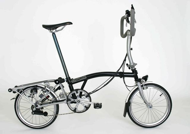 Brompton P6R-PLUS Folding Bicycle