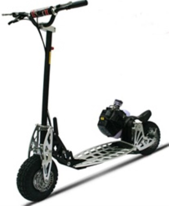 Evo Rx 50cc Powerboard Gas Scooter