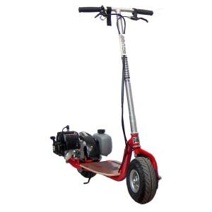 Go-Ped GSR Cruiser Gas Scooter | UrbanScooters com