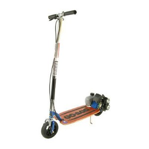 Go-Ped GSR Sport Gas Scooter blue