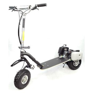 Go-Ped Trail Ripper GTR46R Gas Scooter