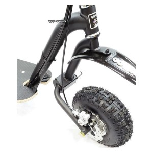 Go-Ped Trail Ripper CIDLI suspension