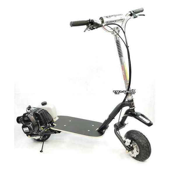 Go-Ped Trail Ripper Interceptor GTR46i Gas Scooter