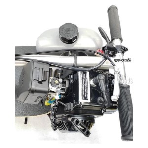 GoPed Sport Lite engine
