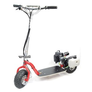 Go-Ped GSR46R Gas Scooter red